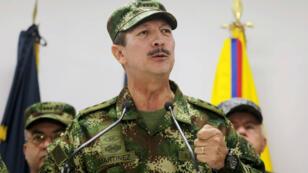 El general Nicacio Martínez ha estado en el centro de varias polémicas.