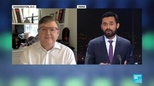 2020-02-17 22:02 William Lawrence on France 24: China's struggles make this a good moment for American diplomacy in Africa