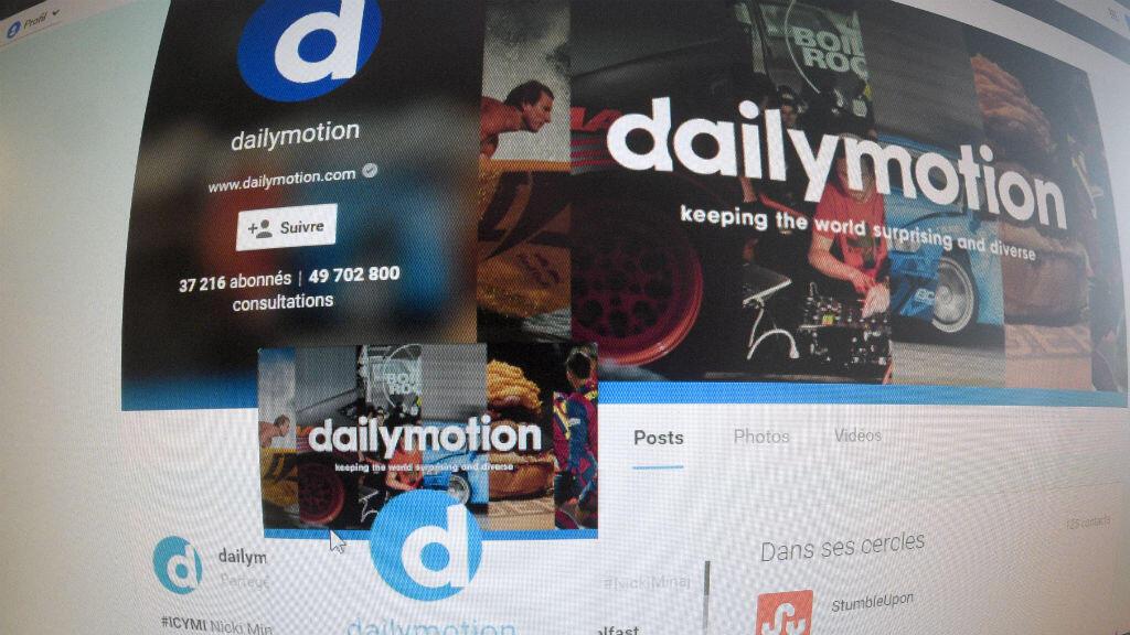 Vivendi et Orange sont entrés en négociations exclusives au sujet du rachat de Dailymotion.