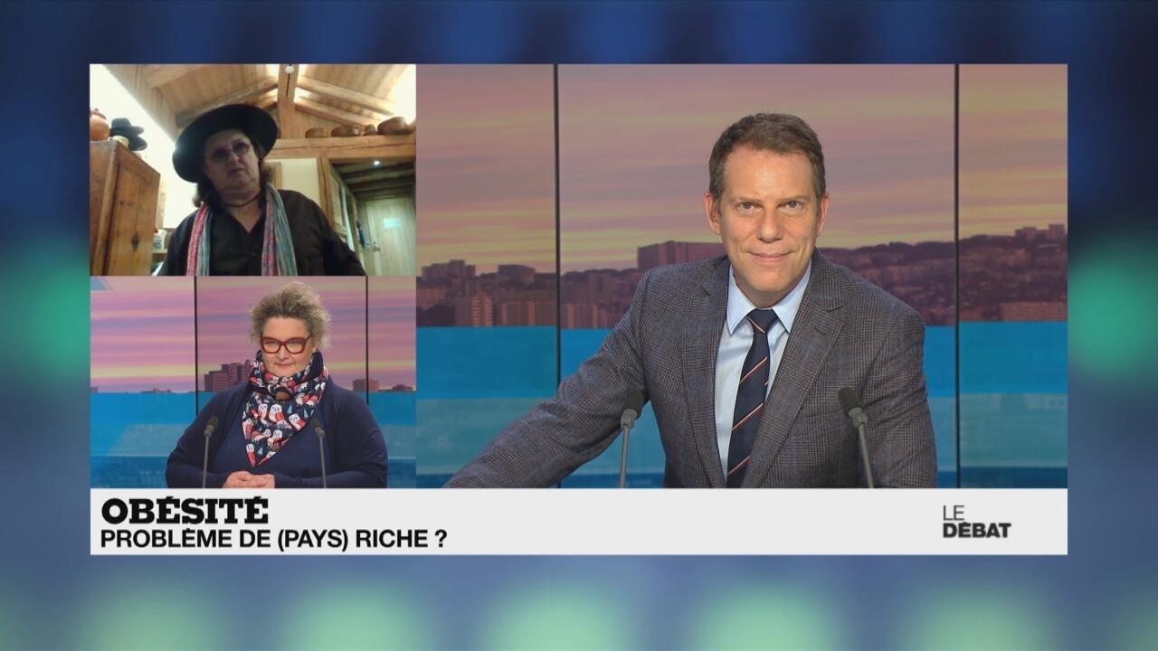 LE DÉBAT - OBÉSITÉ : PROBLÈME DE (PAYS) RICHE ? - FRANCE 24