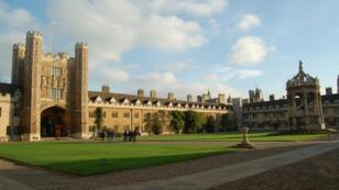 L'université de Cambridge, photographiée le 29 octobre 2009.