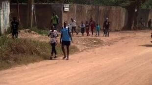 Violence surges in Bangui, CAR, ahead of presidential election