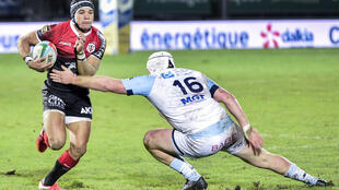 Cheslin Kolbe joined Toulouse from the Stormers in 2017
