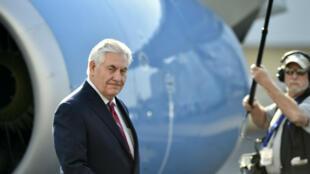 Le secrétaire d'État américain Rex Tillerson doit rencontrer le président mexicain Pena Nieto jeudi 23 février à Mexico.
