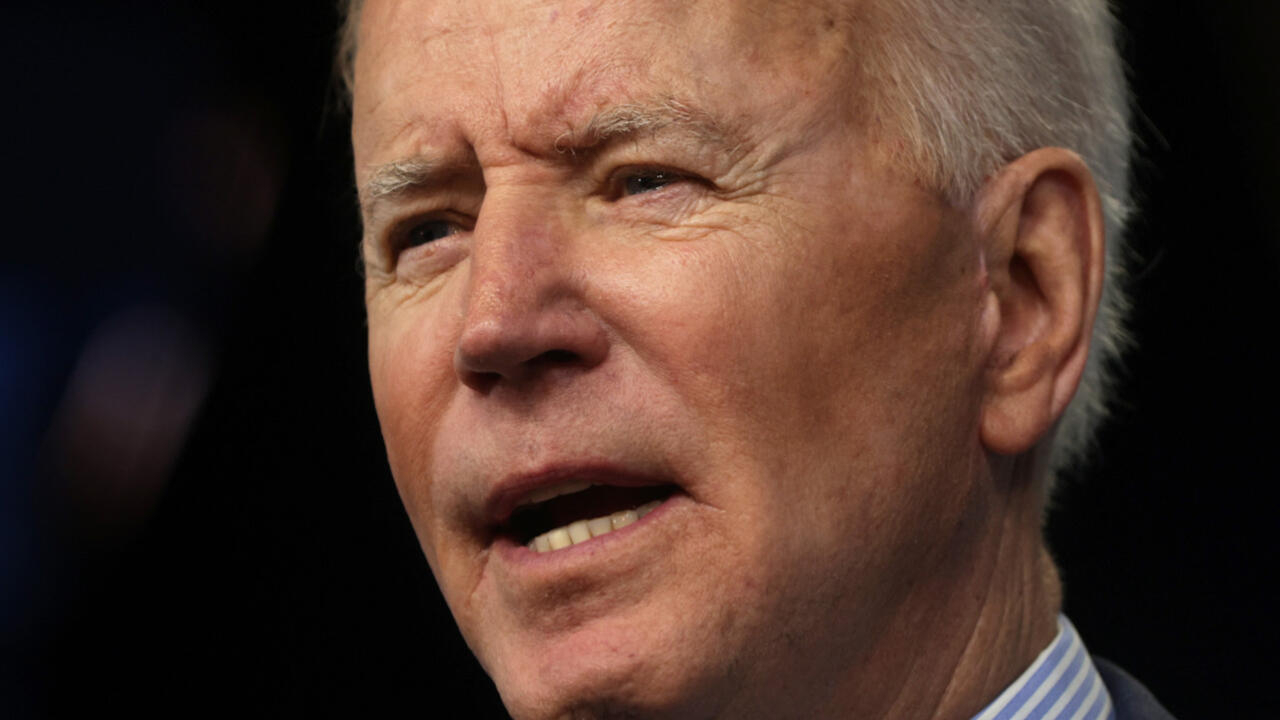 Biden executive order bans investment in dozens of Chinese defense, tech firms