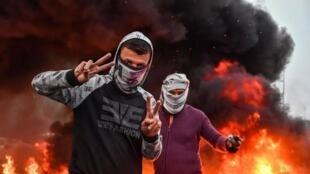 IRAK nasiriyah manifestation