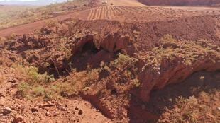 The destruction of an antient Aboriginal site in Australia by mining giant Rio Tinto sparked outrage