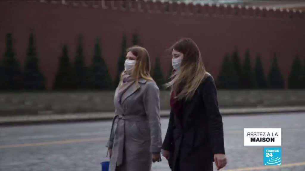 2020-03-30 08:05 Covid-19 : Moscou opte à son tour pour le confinement total