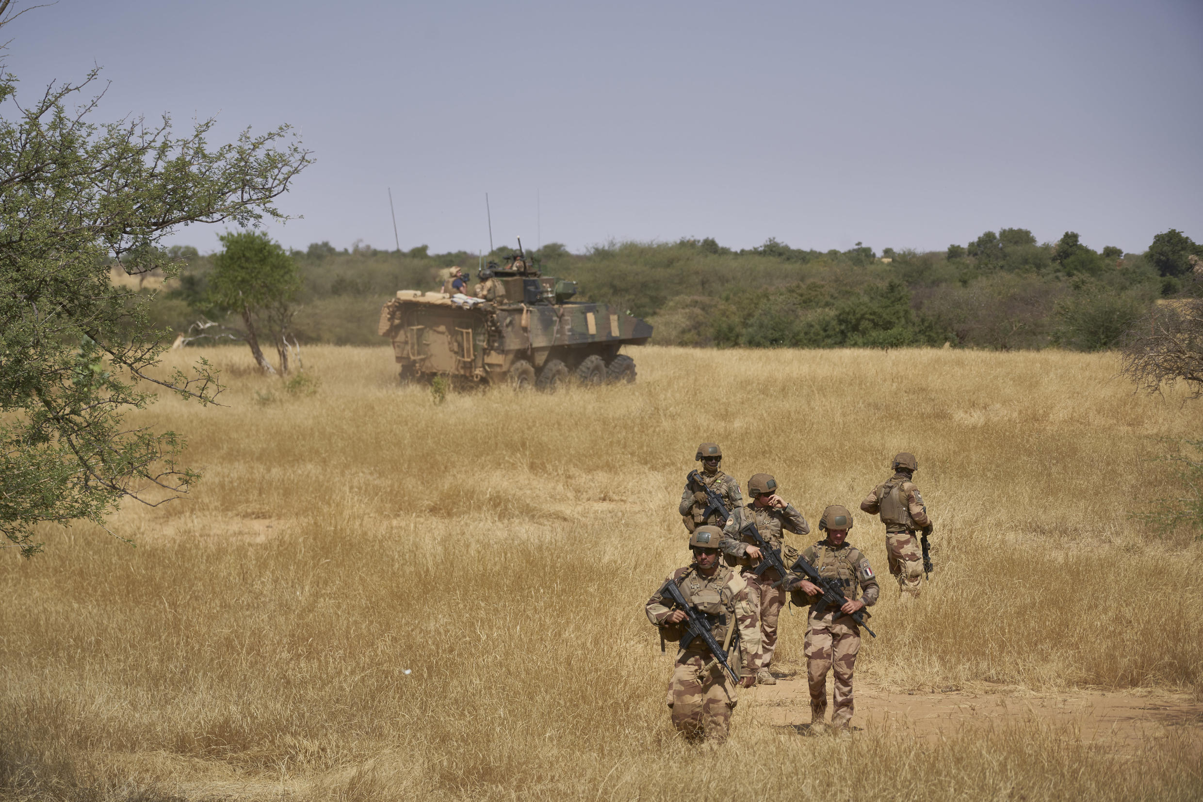 French troops have been deployed to Mali as well as neighbouring countries like Burkina Faso since August 2014 as part of the Barkhane mission
