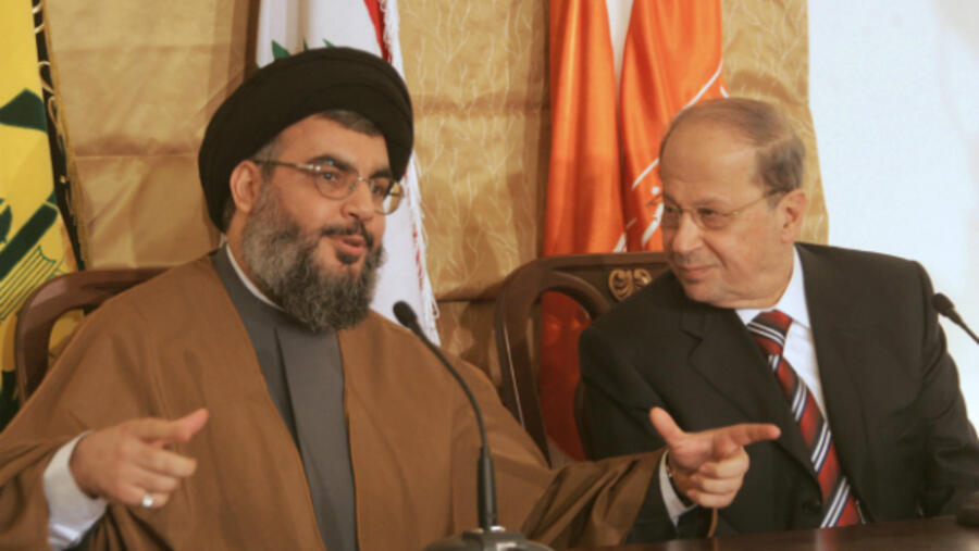 من هو ميشال عون الرئيس 13 للبنان