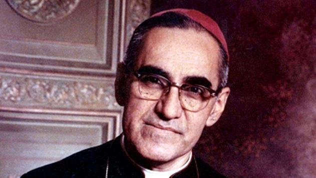 El arzobispo Óscar Arnulfo Romero y Galdámez en 1978 en una visita a Roma.