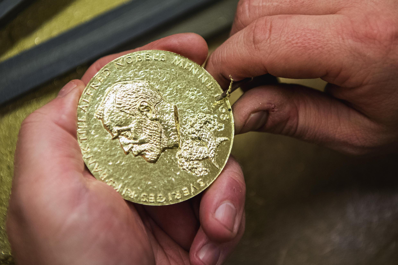 مؤسسة نوبل تلغي المأدبة الرسمية التي تقيمها سنويا في ديسمبر/كانون الأول.