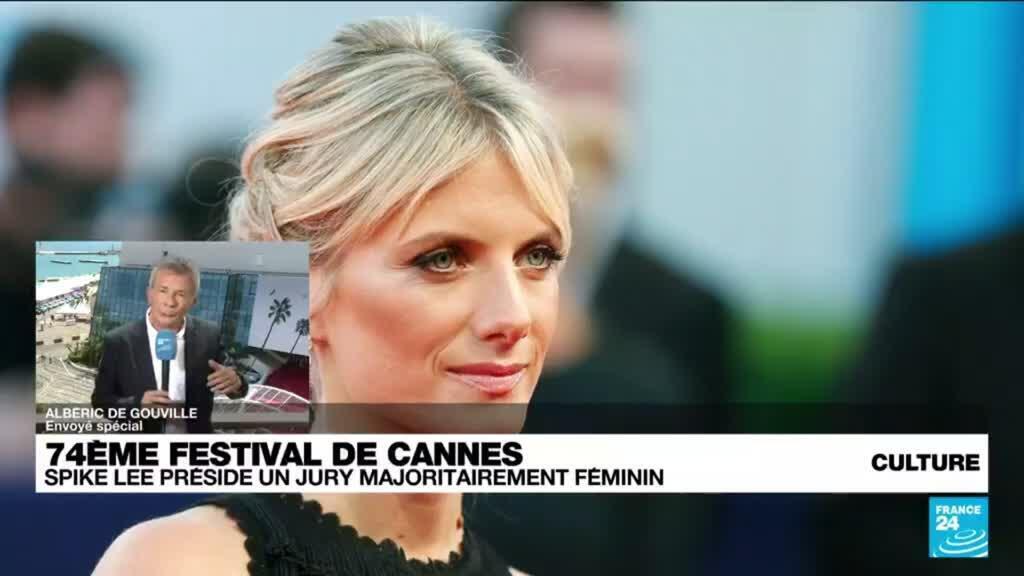 2021-07-06 14:51 74ème Festival de Cannes : Spike Lee préside un jury majoritairement féminin