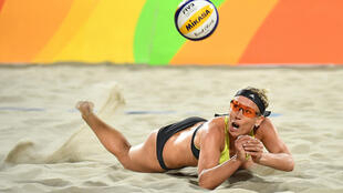 Allemagne Borger beach volley qatar