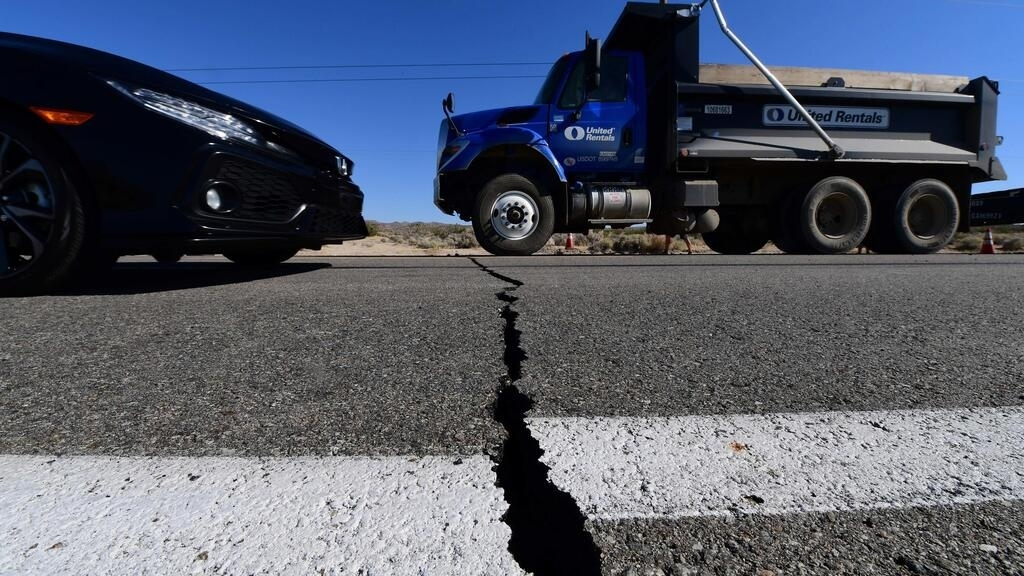 Strongest earthquake in 20 years hits Southern California