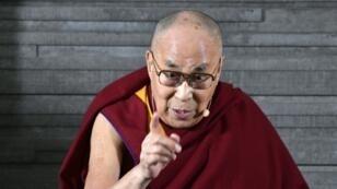 The Dalai Lama says that 'Europe belongs to the Europeans'