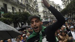 Algerie hirak manifestation alger