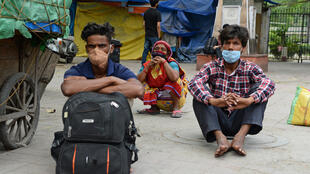 India imposed a strict shutdown in late March
