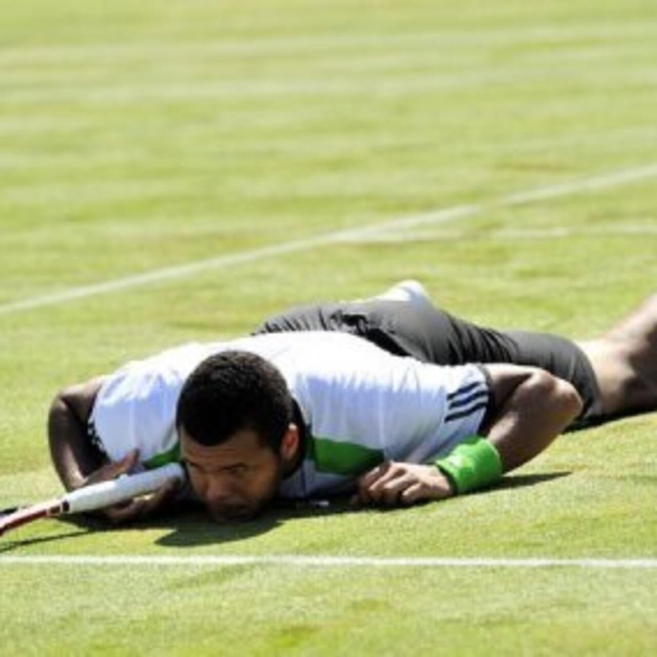 Tsonga dominé par Murray