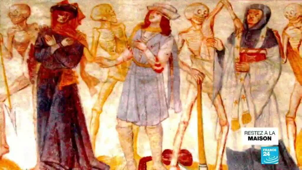 """2020-04-21 13:12 Les grandes pandémies de l'histoire : la """"peste noire"""" qui a ravagé l'Europe au Moyen-Âge"""