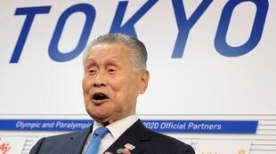 83-year-old Mori is no stranger to public missteps