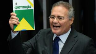 Le président du Sénat Renan Calheiros est accusé d'avoir présenté au Sénat de faux contrats de location de voiture pour se les faire rembourser.