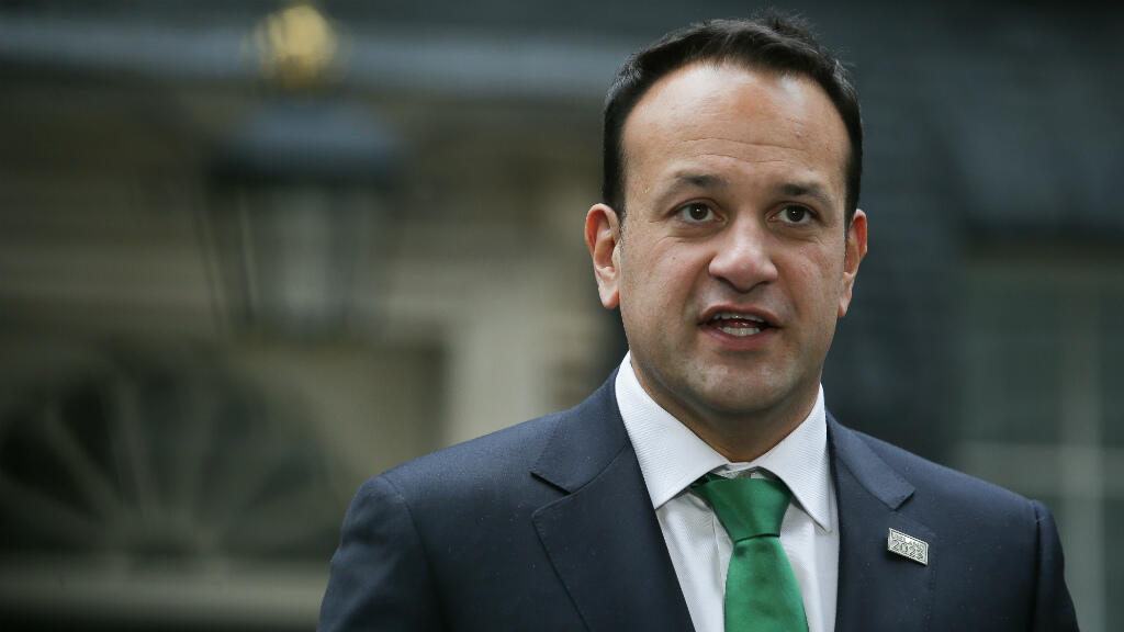 Irish PM Leo Varadkar told his cabinet he would seek a dissolution of the lower house of parliament.