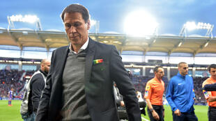 Le coach de l'OM Rudi Garcia quittera le club à la fin de la saison.