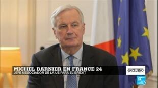 Michel Barnier La Entrevista