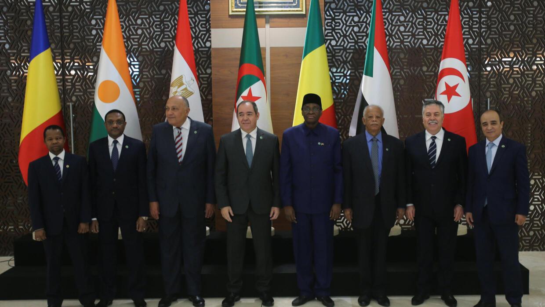"""Les voisins de la Libye à Alger : """"La paix en Libye est synonyme de paix chez nous"""""""