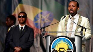 Abiy Ahmed, le premier chef de gouvernement d'ethnie oromo, est arrivé au pouvoir en avril.