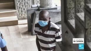 Amadé Ouérémi, ancien chef de guerre ivoirien, a été condamné à la prison à perpétuité