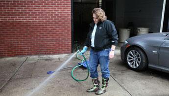 Deborah Cohen, Hoboken resident