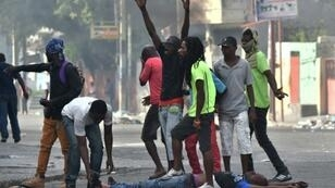 Haiti has been rocked by weeks of anti-government protests that have left at least seven dead