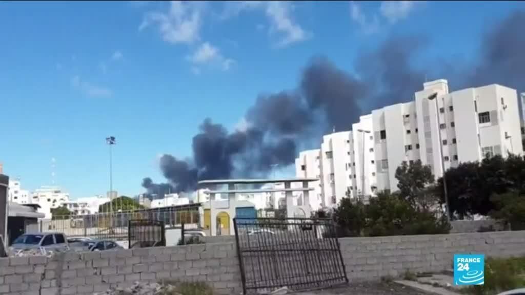 2020-02-19 10:03 Conflit en Libye : Le Maréchal Haftar anéanti tout espoir de trêve en frappant Tripoli
