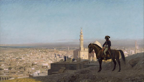 How Napoléon's invasion 'revealed Egypt to the world – and to itself'