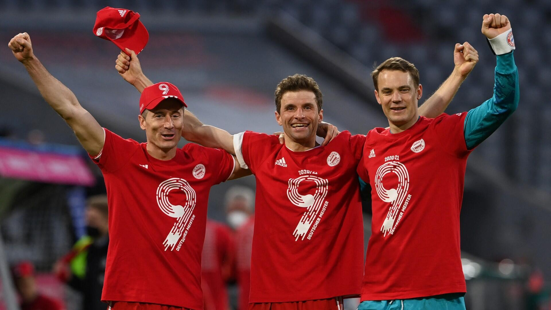 Football Bayern Munich