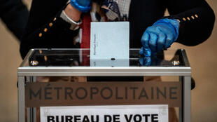 The first round of municipal elections in Lyon, March 15, 2020