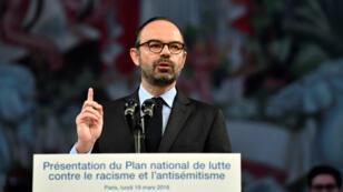 Édouard Philippe a présenté, lundi, le nouveau plan de l'exécutif contre le racisme et l'antisémitisme.