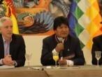 """Présidentielle : le président bolivien Evo Morales affirme qu'un """"coup d'État"""" est en cours"""