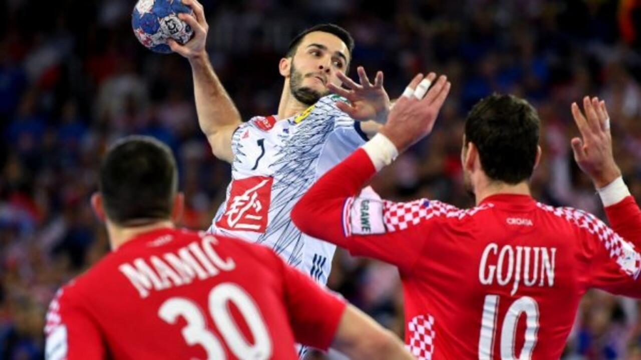 Handball France Beat Croatia To Advance To European Championship Semis