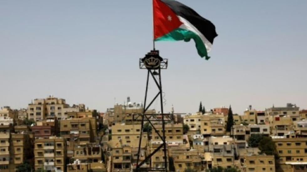 مشهد عام للعاصمة الأردنية عمان في 08 يونيو/حزيران 2018