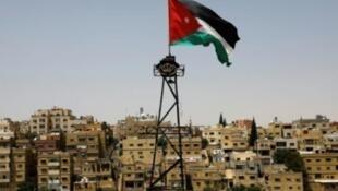 مشهد عام للعاصمة الأردنية عمان في 08 حزيران/يونيو 2018