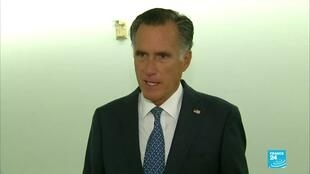 2020-09-23 08:14 US Supreme Court battle: Romney won't oppose Senate vote on Trump pick