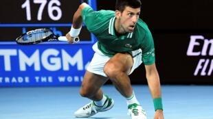 Novak Djokovic has never played qualifier Aslan Karatsev before - now they meet in the Australian Open semi-final on Thursday