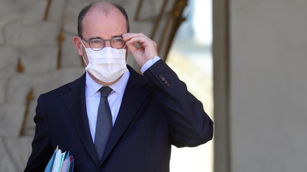"""Covid-19 : la situation en France va """"dans le mauvais sens"""", estime Jean Castex"""