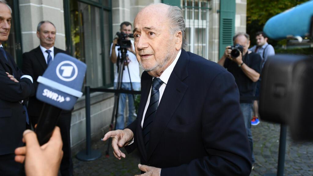 L'ex-président de la fédération internationale de football Sepp Blatter avait saisi le TAS en mars dernier.