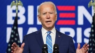 Former US vice president Joe Biden has promised to rejoin the Paris Climate Agreement if he wins the presidency.