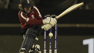Tammy Beaumont dominated as England Women beat the West Indies