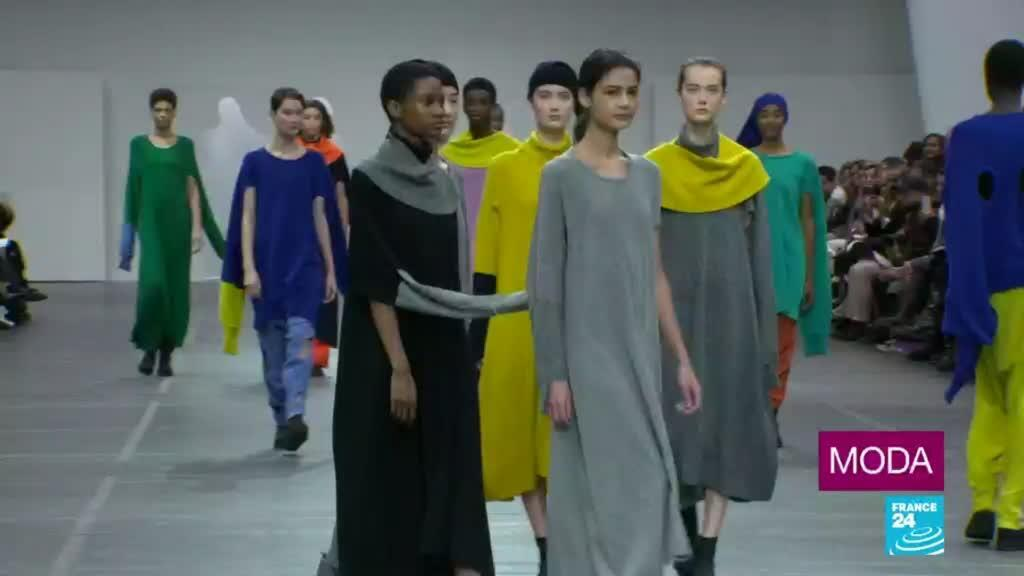 Moda diversidad colección invierno 2020